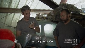 American Pickers S14E11 Whos the Rarest of Them All READ NFO 720p HDTV x264-DHD EZTV