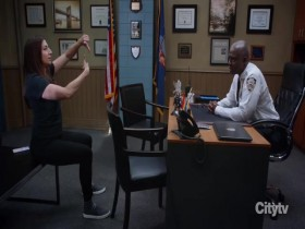 Brooklyn Nine-Nine S06E02 480p x264-mSD EZTV