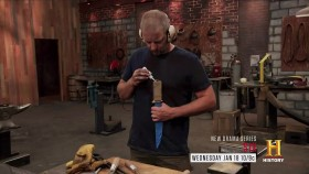 Forged in Fire S03E11 The Pata iNTERNAL 720p HDTV x264-DHD EZTV
