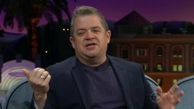 James Corden 2018 03 13 Patton Oswalt 720p WEB x264-TBS EZTV