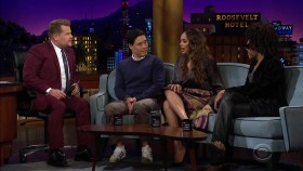 James Corden 2018 10 25 Amber Stevens West WEB x264-TBS zxz33.com