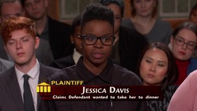 Judge Judy S22E127 Leaks Mold and the Illegal Tenant Drunk and Racist No Way 720p HDTV x264-W4F EZTV
