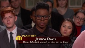 Judge Judy S22E127 Leaks Mold and the Illegal Tenant Drunk and Racist No Way HDTV x264-W4F EZTV