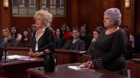 Judge Judy S22E152 Head-Butting Tenant Irresponsible Health Care Worker HDTV x264-W4F EZTV