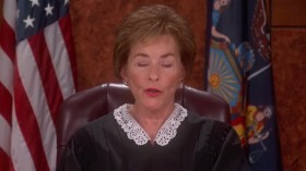 Judge Judy S23E120 Death Threat Caught on Tape Mother Daughter Debt Duel HDTV x264-W4F EZTV
