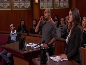 Judge Judy S23E127 Dads Therapy Dog Scam The First Lady of Hats 480p x264-mSD EZTV