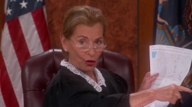 Judge Judy S23E199 Dramatic Cyclist Meets Drunk Peddler HDTV x264-W4F EZTV