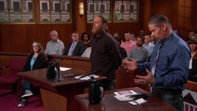Judge Judy S23E222 Gimme Half of Whats in Your Pocket Snowy Road Sideswipe 720p HDTV x264-W4F EZTV