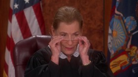 Judge Judy S23E230 Wailing from Disabled Ignites Dog to Attack 720p HDTV x264-W4F EZTV