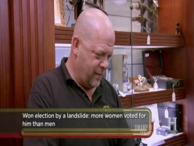 Pawn Stars S06E23 Cool as Ike iNTERNAL 480p x264-mSD EZTV