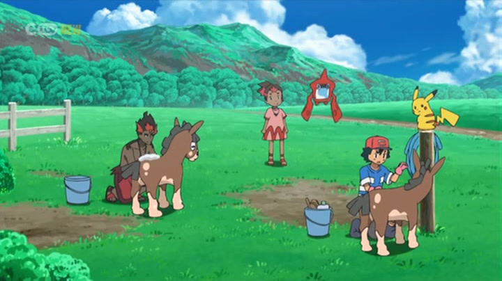 Pokemon s20e11 young kiawe had a farm dubbed pdtv x264 for Farm house torrent