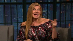 Seth Meyers 2018 03 12 Connie Britton WEB x264-TBS biscuittinmedia.com