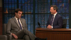 Seth Meyers 2018 03 19 Bill Hader 720p WEB x264-TBS EZTV