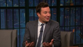 Seth Meyers 2018 04 25 Jimmy Fallon 720p WEB x264-TBS EZTV