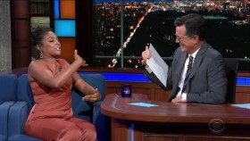 Stephen Colbert 2019 08 07 Tiffany Haddish 720p WEB x264-TRUMP EZTV