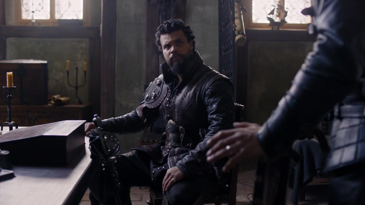 The Musketeers eztv