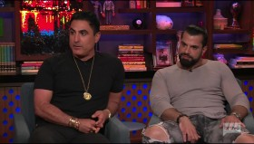 Watch What Happens Live 2017 07 30 Reza Farahan and Shervin Roohparvar WEB x264-TBS 35abc999.com