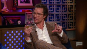 Watch What Happens Live 2019 01 24 Anne Hathaway and Matthew McConaughey 720p WEB x264-TBS EZTV
